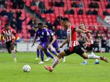 PSV pakt met stroef voetbal toch gewoon drie punten tegen FC Groningen