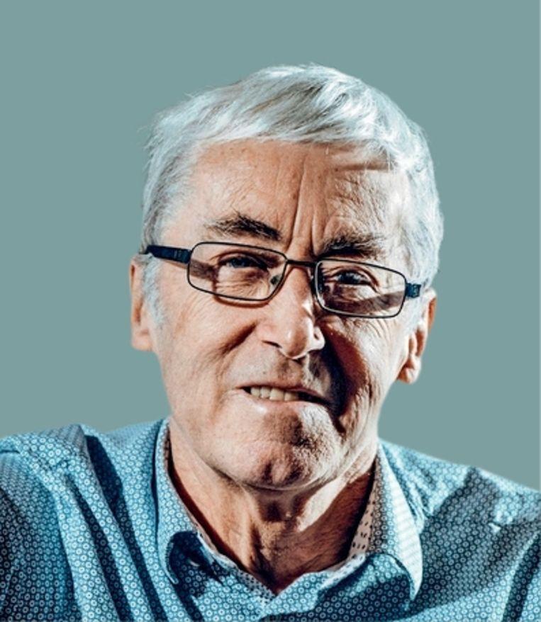 Paul De Grauwe: 'Miljardairs zijn een gevaar voor onze democratie. Ze gebruiken hun geld om politieke invloed uit te oefenen.' Beeld