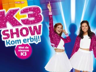 """K3 lanceert nu al eerste shows met nieuwe bezetting: """"Ticketverkoop start morgen"""""""