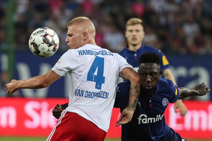 Rick van Drongelen speelde 90 minuten in de 1-0-zege op Köln.