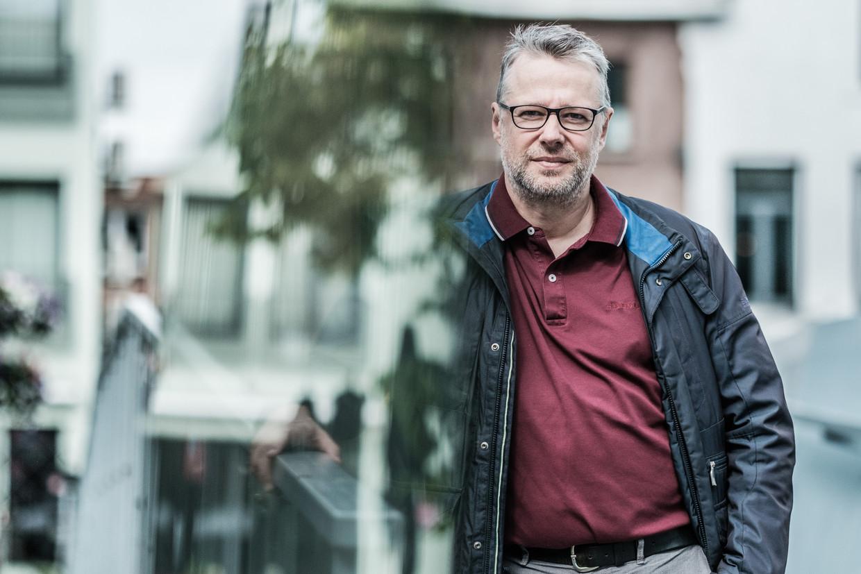Pieter Ballon: 'Ik denk dat we moeten kijken hoe we crisismaatregelen kunnen omzetten in structurele ingrepen.' Beeld Bob Van Mol