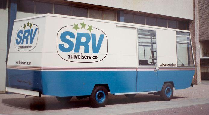 De SRV-wagen was in de jaren 60 en 70 een bekende verschijning.