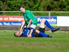 Overzicht | Sparta'25 - Wodan in slotfase stilgelegd door zware blessure bij Wodan-speler, HVV pakt periodetitel