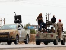 IS onder druk: verdreven uit luchtmachtbasis Libië