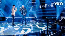 """Twee uitersten van team Bart zorgen voor """"pure schoonheid"""" in eerste Battles van 'The Voice Van Vlaanderen'"""