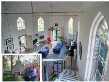 Peter en Marjon wonen in een oud kerkje, maar ze mogen de klok niet luiden