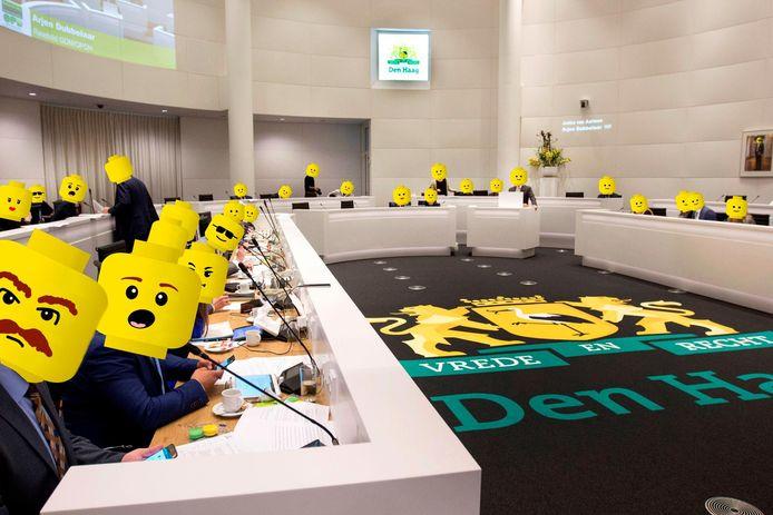 De komst van Legoland naar de boulevard van Scheveningen leidde in de Haagse gemeenteraad tot het nodige gekrakeel.