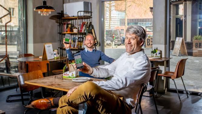 """Uitbater maakt restaurants Covid-veilig met eenvoudig systeem: """"Zo wordt binnen even veilig als buiten"""""""