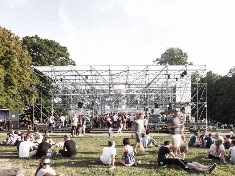 Het publiek van HORST mag dit weekend een uitgebreid arsenaal aan muziekinvloeden verwachten Beeld rv