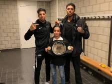 Zeeuwse vechter Ayoub Zelag is sterkste in Venray