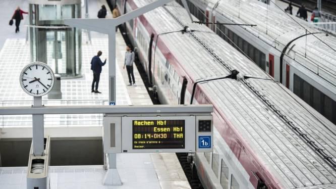 Stiptheid treinen blijft dalen