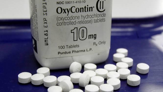 Hoofdrolspeler opiatencrisis VS bezwijkt onder druk van duizenden rechtszaken en vraagt faillissement aan