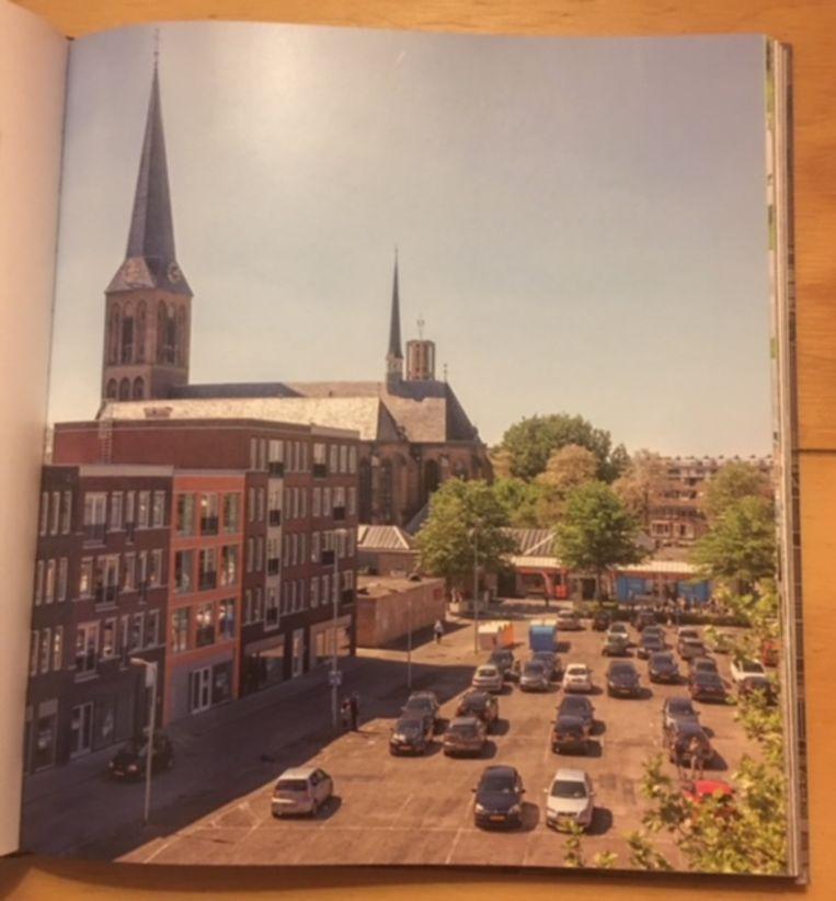 Zicht op Hengelo Beeld Wim Boevin000