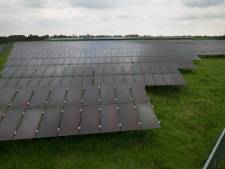 27.000 zonnepanelen op oude vuilstort Lochem