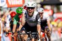 Mark Cavendish boekte in 2016 zijn laatste ritzeges in de Tour de France.