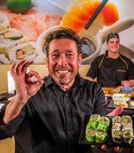 Duizendpoot Don is creatief met zijn restaurant Ginza: 'Sushi is hot en we zijn allemaal toe aan een leuke avond'