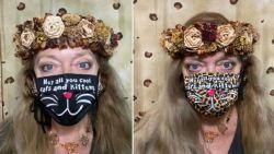 'Tiger King'-ster Carole Baskin komt met mondmaskers