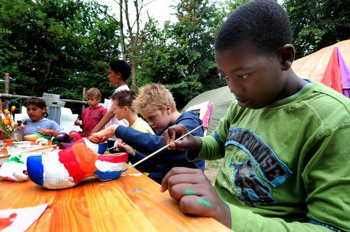 Humanitas verzorgt al 30 jaar een Zeeuws kinderkamp in Veere (archieffoto).