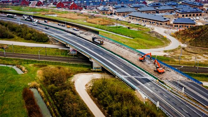Rijkswaterstaat: Nog teveel mensen rijden te hard langs wegwerk N3