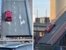 Une famille tombe d'un pont routier relevé à Louvain