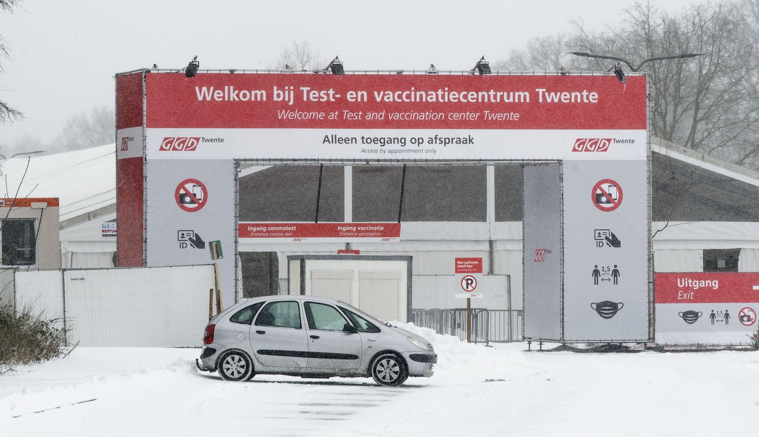 Ongeveer één op de tien Twentenaren heeft de Britse variant van het coronavirus.