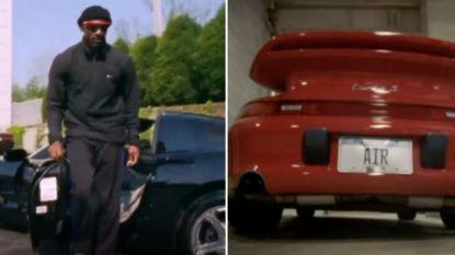 De indrukwekkende autoverzameling van Michael Jordan in 'The Last Dance'