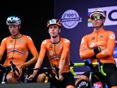Riesebeek wil Van der Poel goed afzetten op kasseien van Parijs-Roubaix: 'Op cruciale momenten bij hem zitten'
