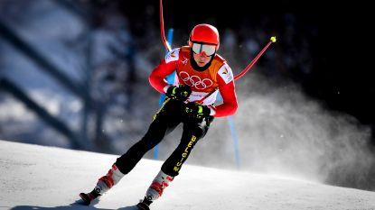 """Winterspelen 18/02: """"Russische atleet betrapt op meldonium"""" - Sam Maes """"niet helemaal tevreden"""" na 32e plaats in reuzenslalom"""