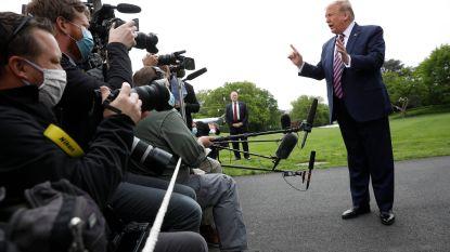 De tactiek van Trump: hoe het Witte Huis krampachtig probeert om de schuld op China te steken