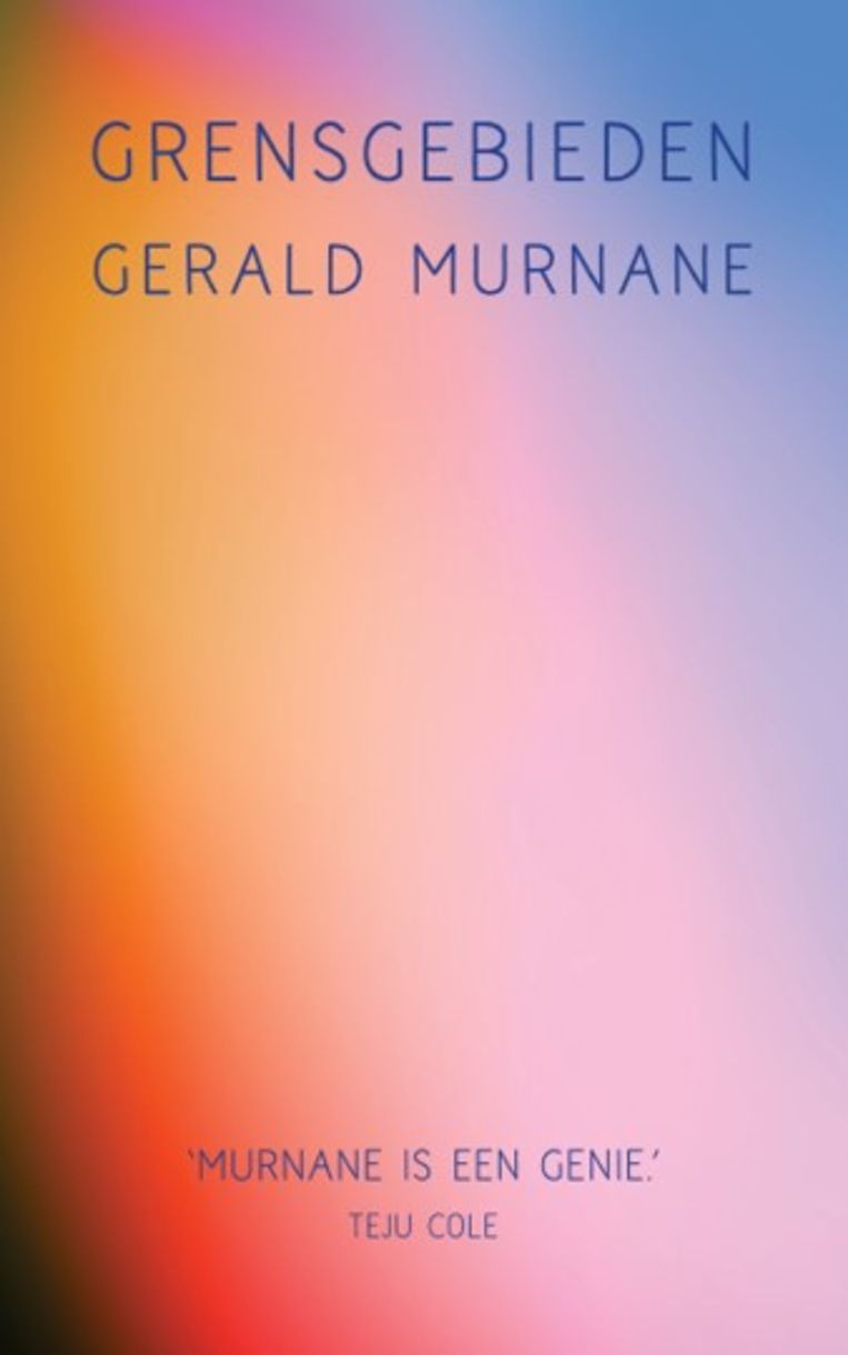 GeraldMurnane,Grensgebieden Beeld RV