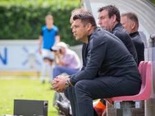 Van Beukering coach Jong Vitesse