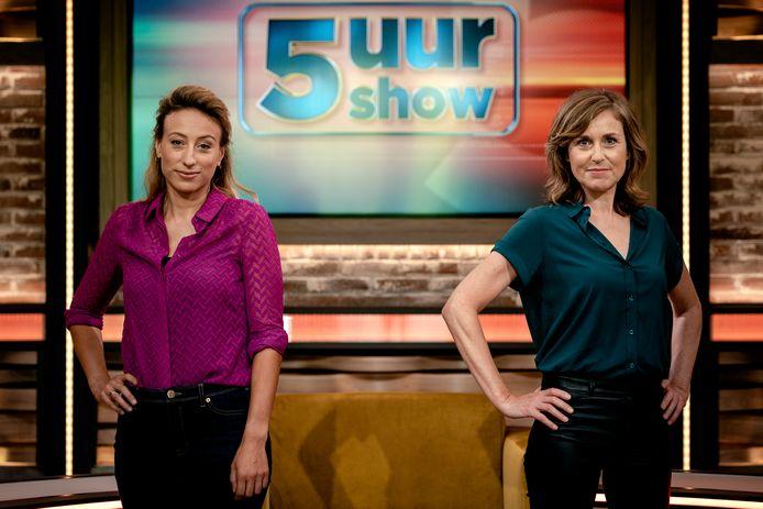 Er kijken niet genoeg mensen naar de 5 Uur Show op SBS 6.