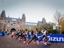 Hoe kom je zondag tijdens de marathon in Amsterdam de stad door?