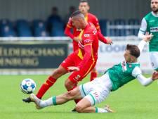 Samenvatting: FC Dordrecht - Go Ahead Eagles