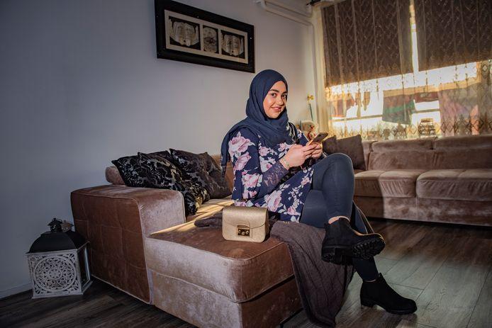 Nourhan wil naar het hbo en dan naar de universiteit om arts te worden.