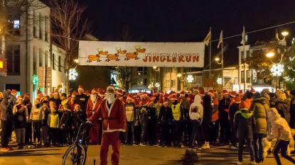 Jinglerun: loop als kerstman voor goede doel