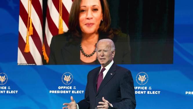 Biden houdt woord: 50% vrouwen en 50% niet-blanken in zijn kabinet