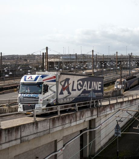 Gebrek aan milkshakes, kip en prosecco: Britten kampen met groot chauffeurstekort