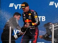 Red Bull feliciteert jarige Max Verstappen in het Nederlands