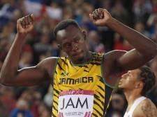 Usain Bolt abandonne le 100 mètres