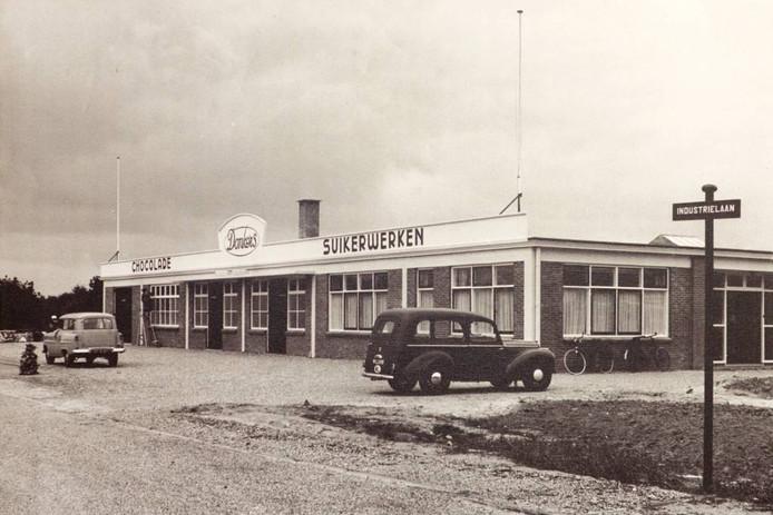 De oude Donkers fabriek.