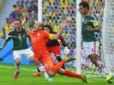 KNVB reageert op 'No era penal'-Mexicaan: Succes vanavond tegen Duitsland