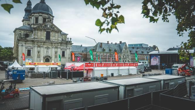 30.000 studenten, 2 podiums: de Student Kick Off doet het Sint-Pietersplein uit zijn voegen barsten