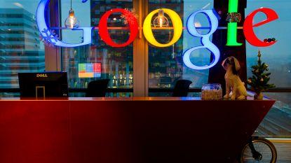 Geen gesprekken over politiek op werkvloer Google