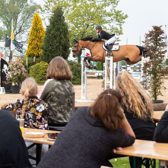 Jumping Jong is de opvolger van Jumping Etten-Leur, hier op een archieffoto te zien.