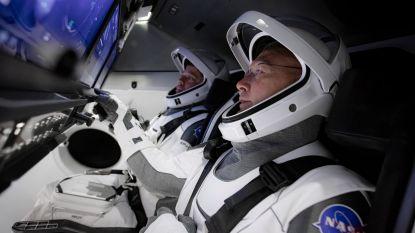 Zelf de Crew Dragon besturen? Dat kan met deze online simulator van SpaceX