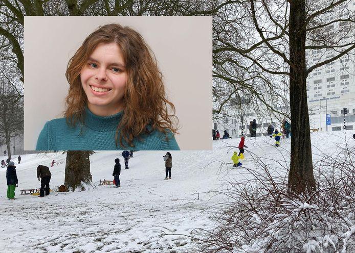 Een sneeuwpop maken vanmiddag zat er voor Tamara niet in. Zij heeft het syndroom van Raynaud. Een onofficiële ziekte met onbekende oorzaak.