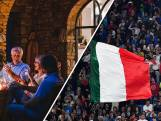 Italië staat publiek toe bij sportwedstrijden: 'Doekje voor het bloeden'