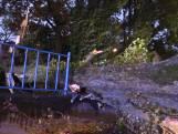Elisabethtunnel Eindhoven geblokkeerd door omgevallen boom