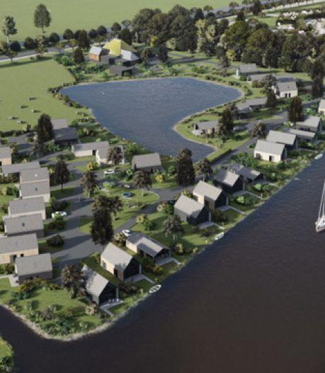 Nieuw vakantiepark Landal met 109 woningen in Blokzijl: 'Goed voor lokale ondernemers'
